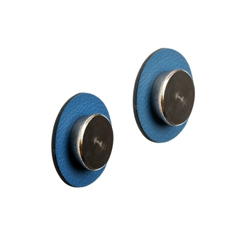 Magnet-Pin Smart 2er Set blau