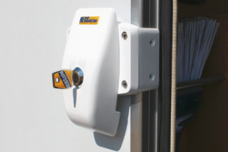 HEOSafe Door Frame Lock