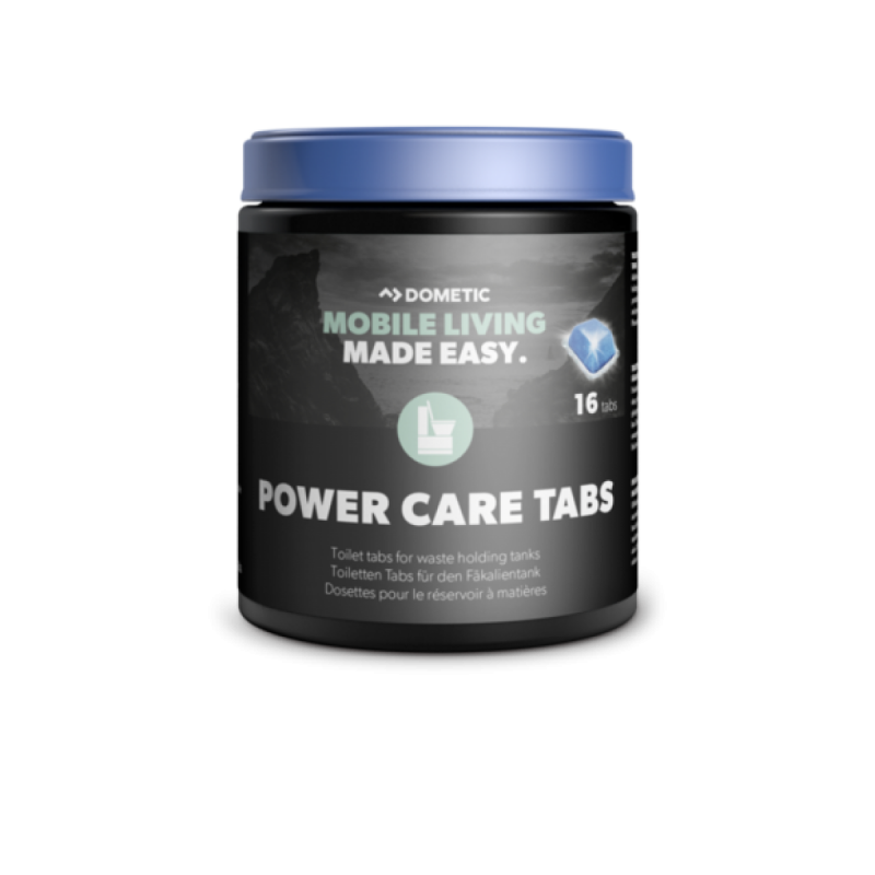 Power Care Tabs DE - 16 Stück