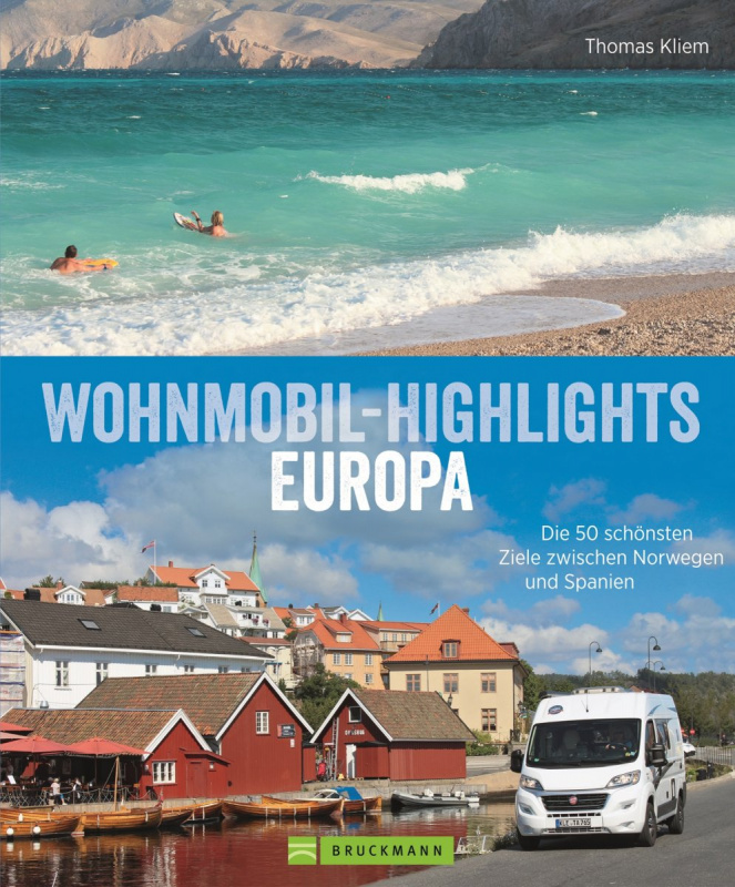 Wohnmobil-Highlights Europa