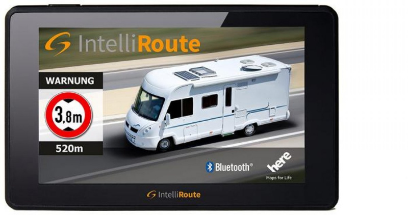 Navi IntelliRoute CA8020DVR