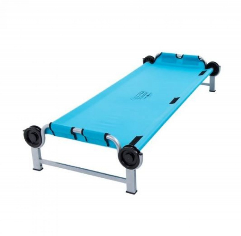 Disc-O-Bed Kid-O-Bed gerader Rahmen blau