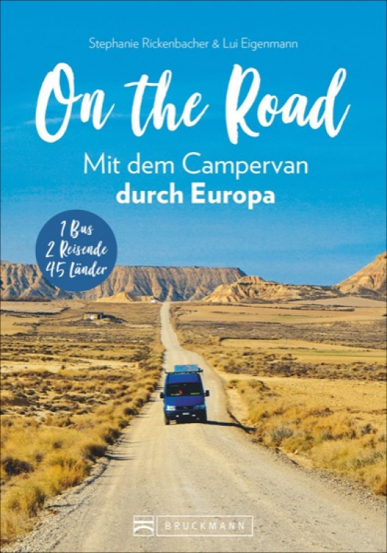 On the Road Campervan Europa